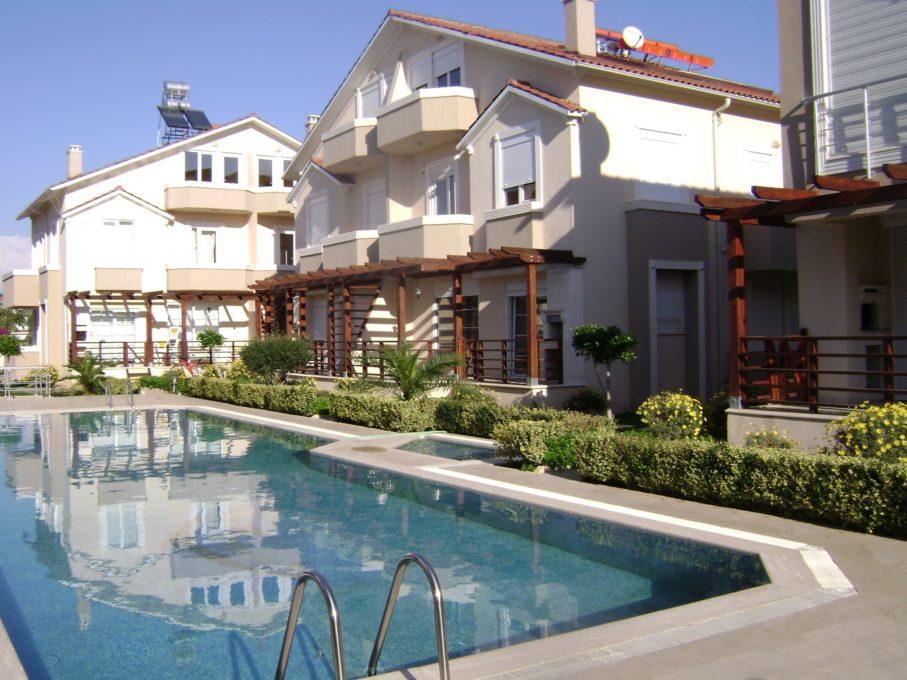 4-Bedroom Semi-Detached Villa