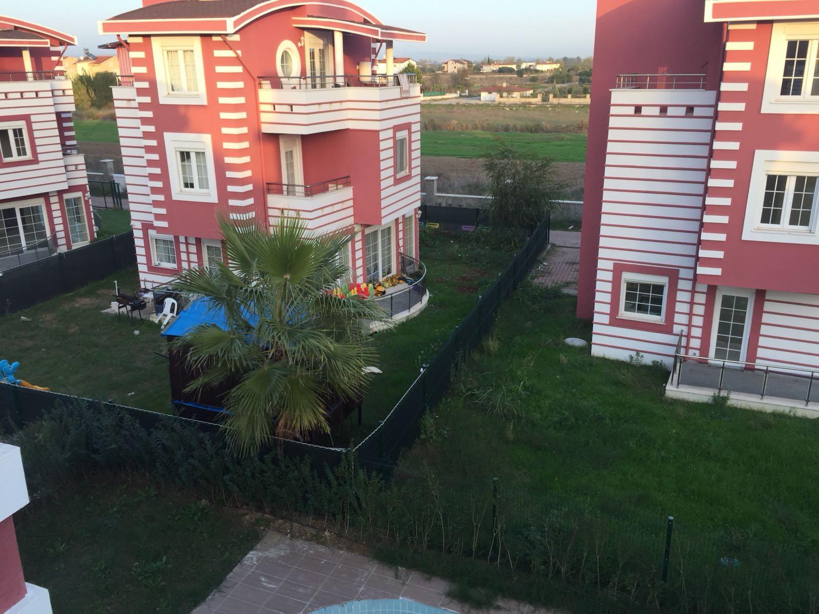 Villa med 4 sovrum, privat pool