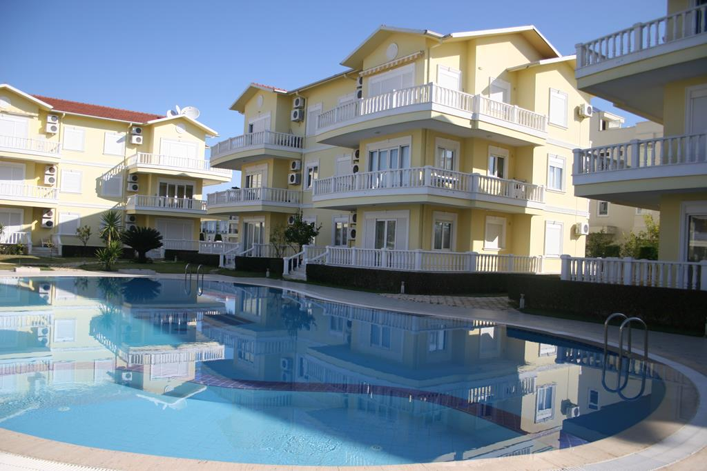 3-Bedroom Apartments In The Most Popular Complex In Belek.