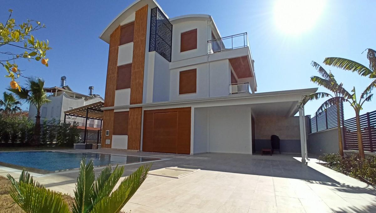 Brandneue Villa mit 3 Schlafzimmern