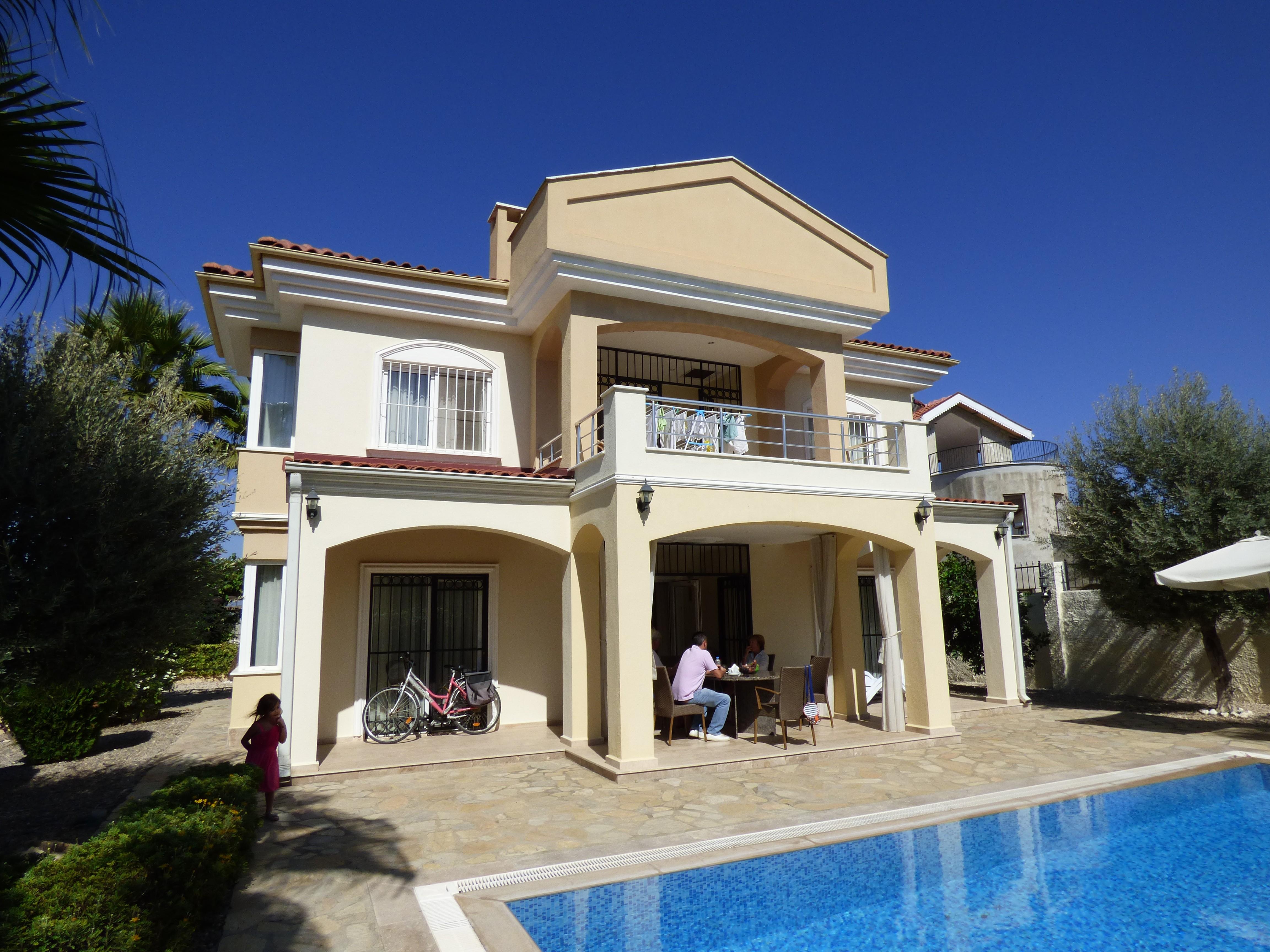 Villa med 3 sovrum, privat pool