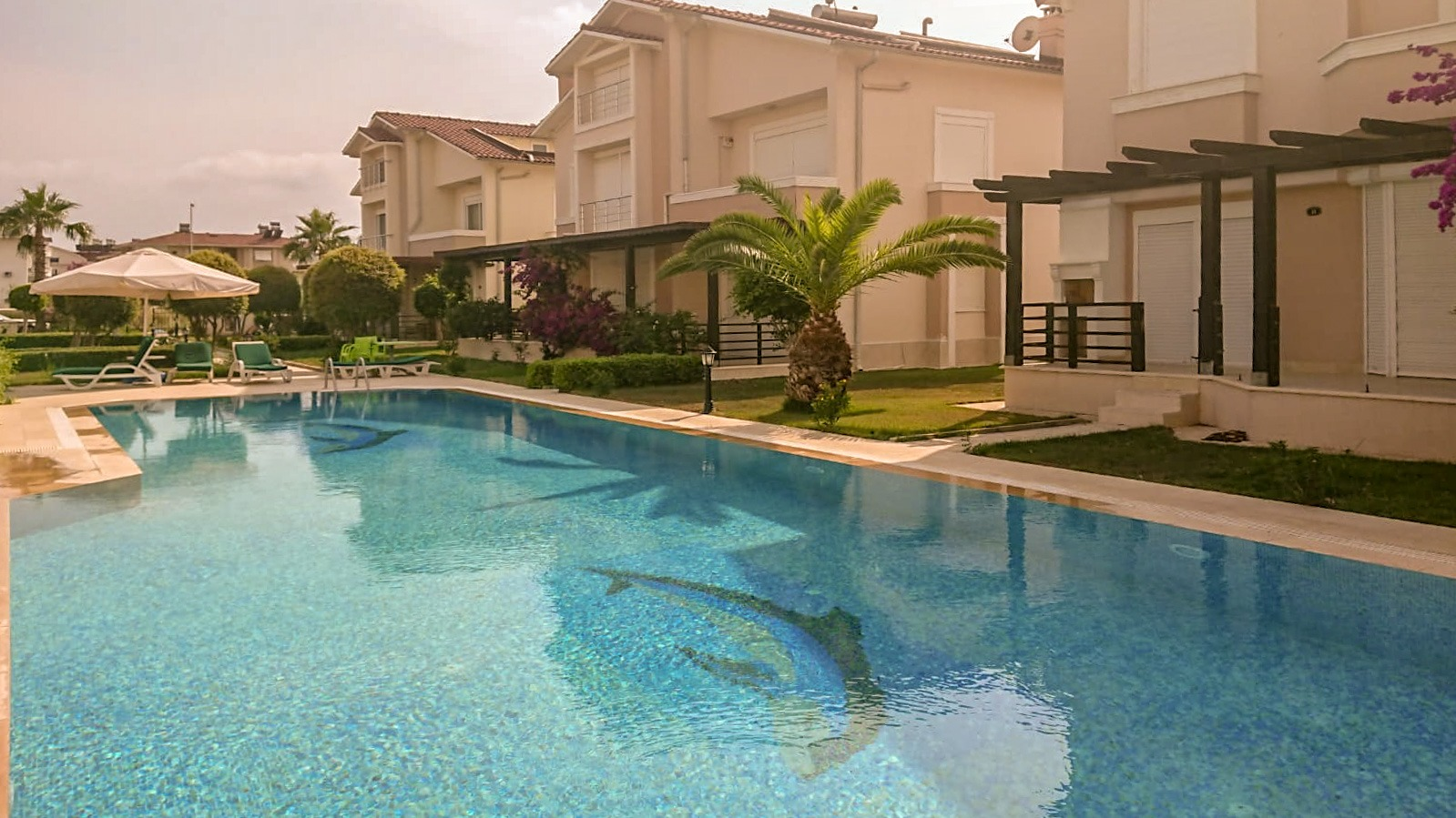 4-Bedroom Semi-Detached Villa
