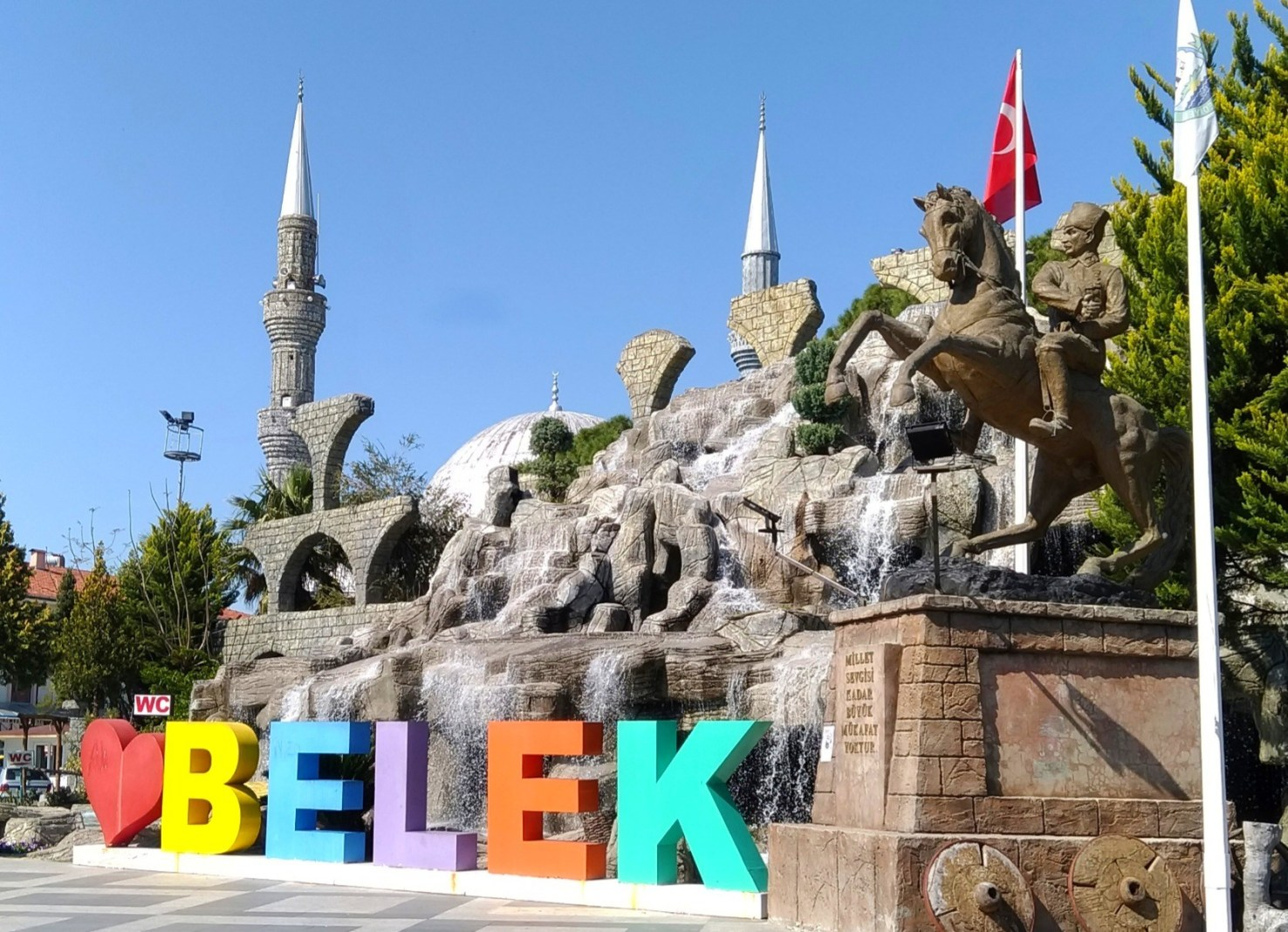 What is Belek?