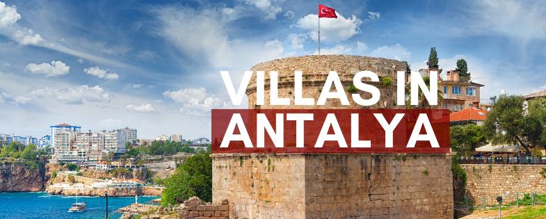 Villas In Antalya