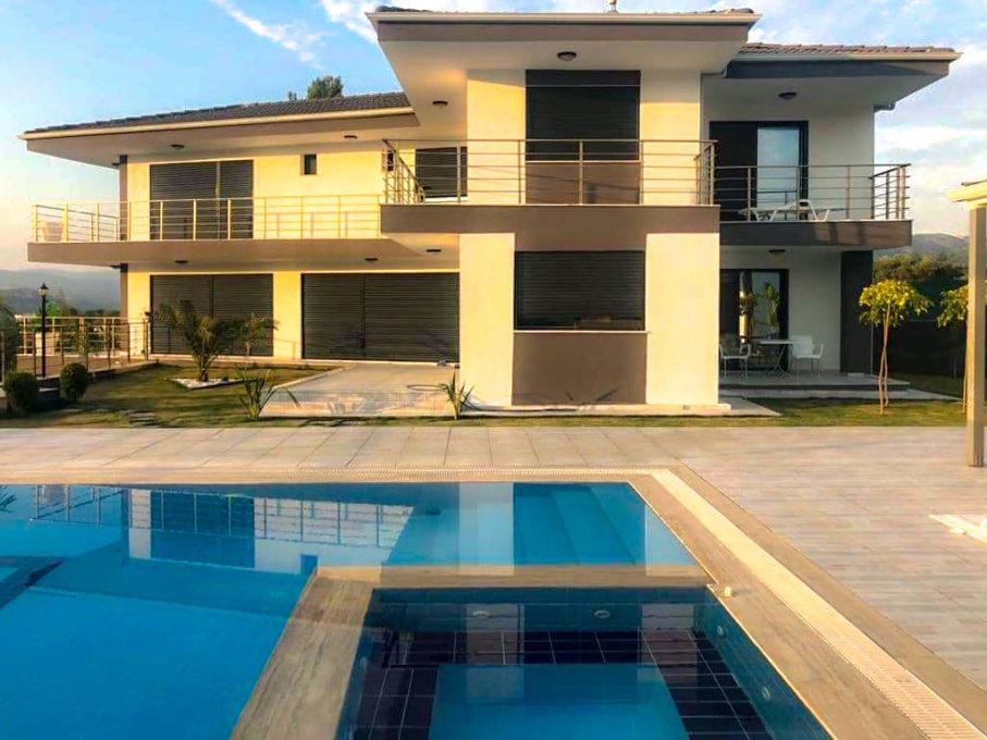 Voll möblierte Villa, privater Pool
