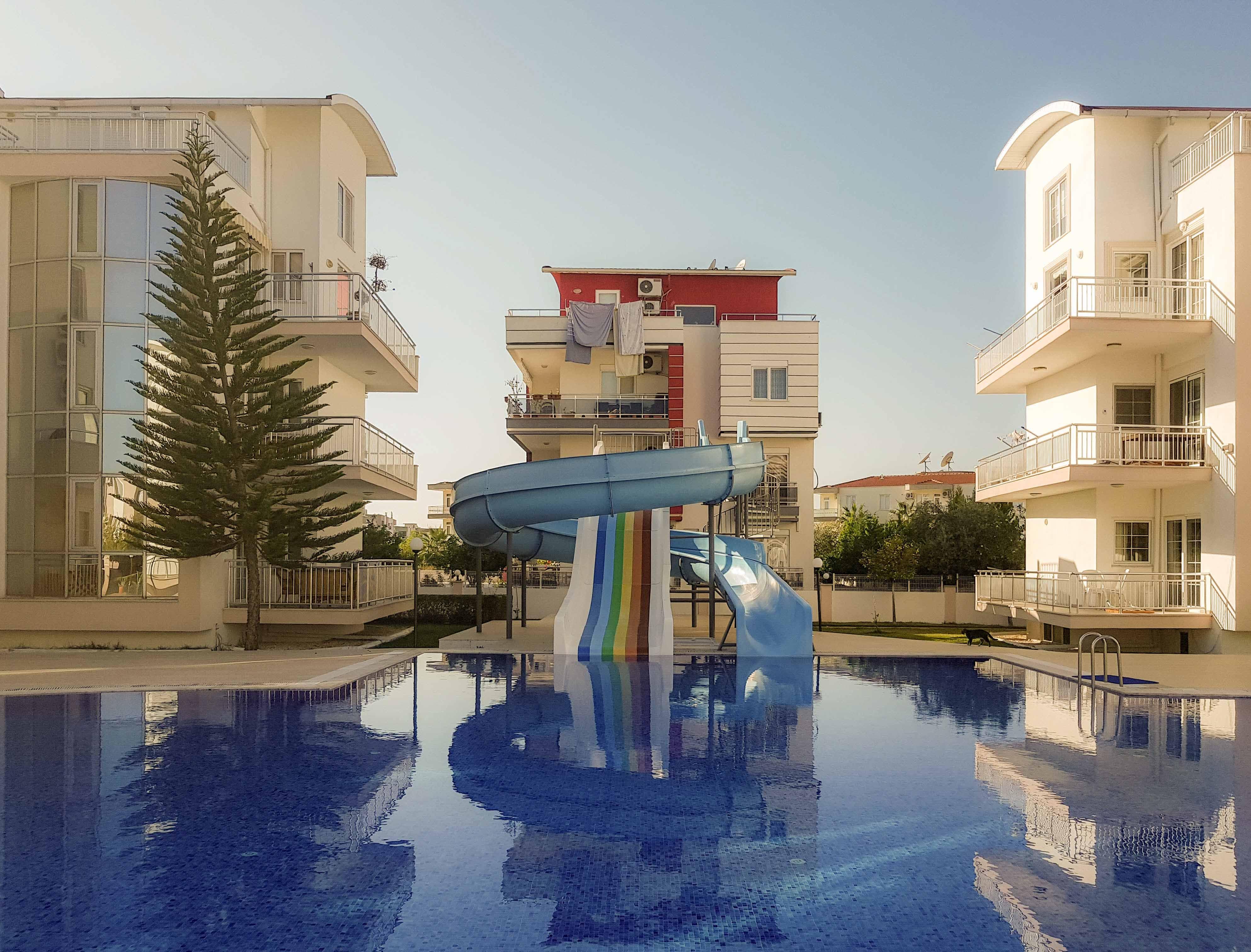 Duplex de 3 Pièce à Antalya, Belek