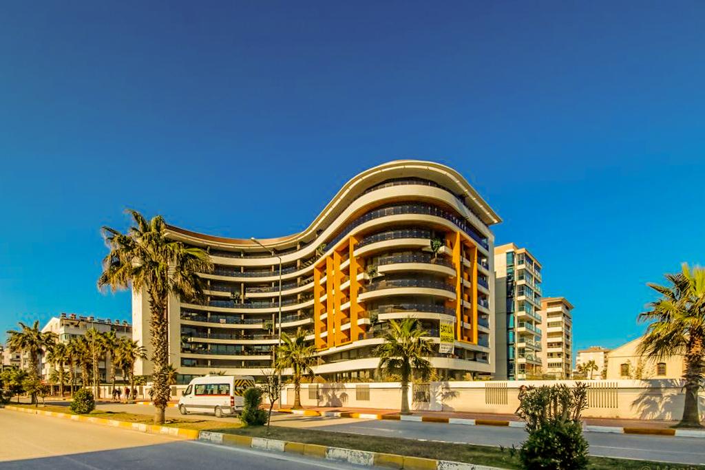 Appartements luxe de 4  Pièces vue sur la Mer à Antalya