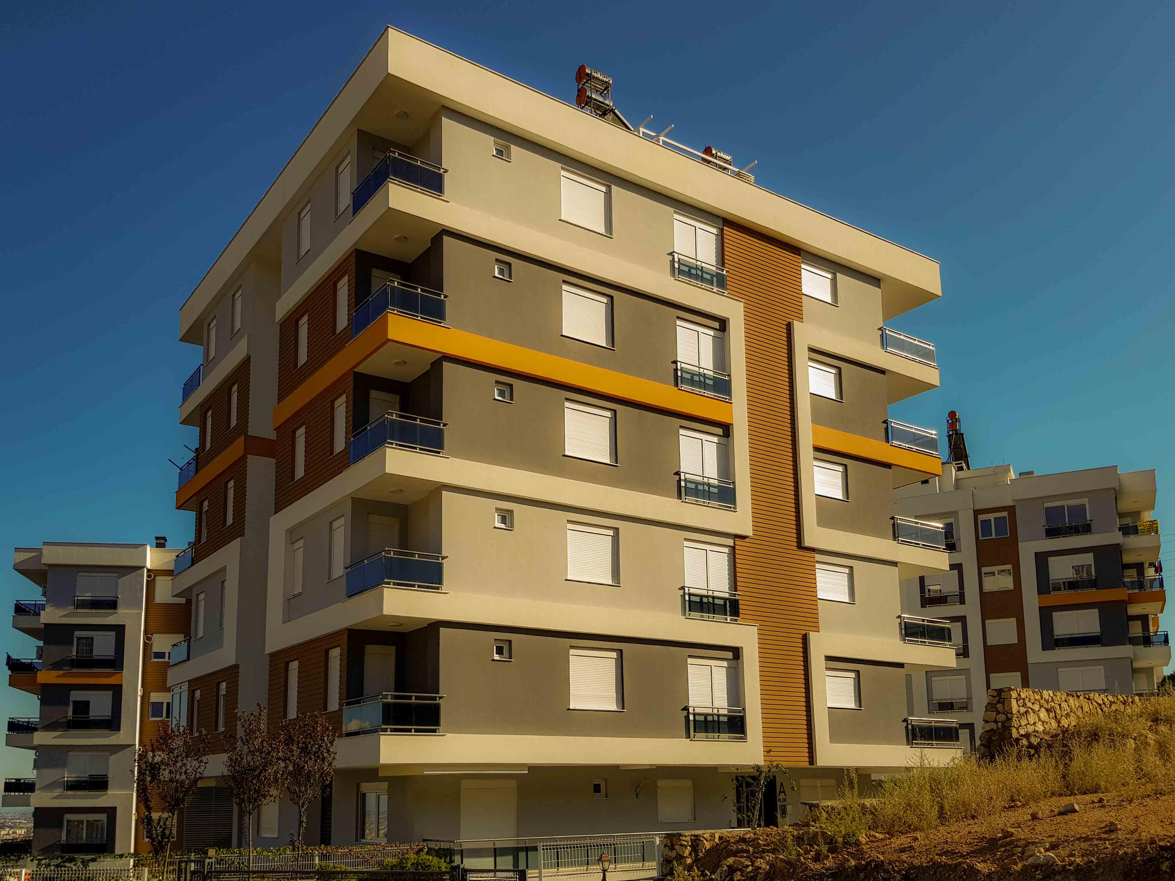 Brandneue Wohnung in Antalya