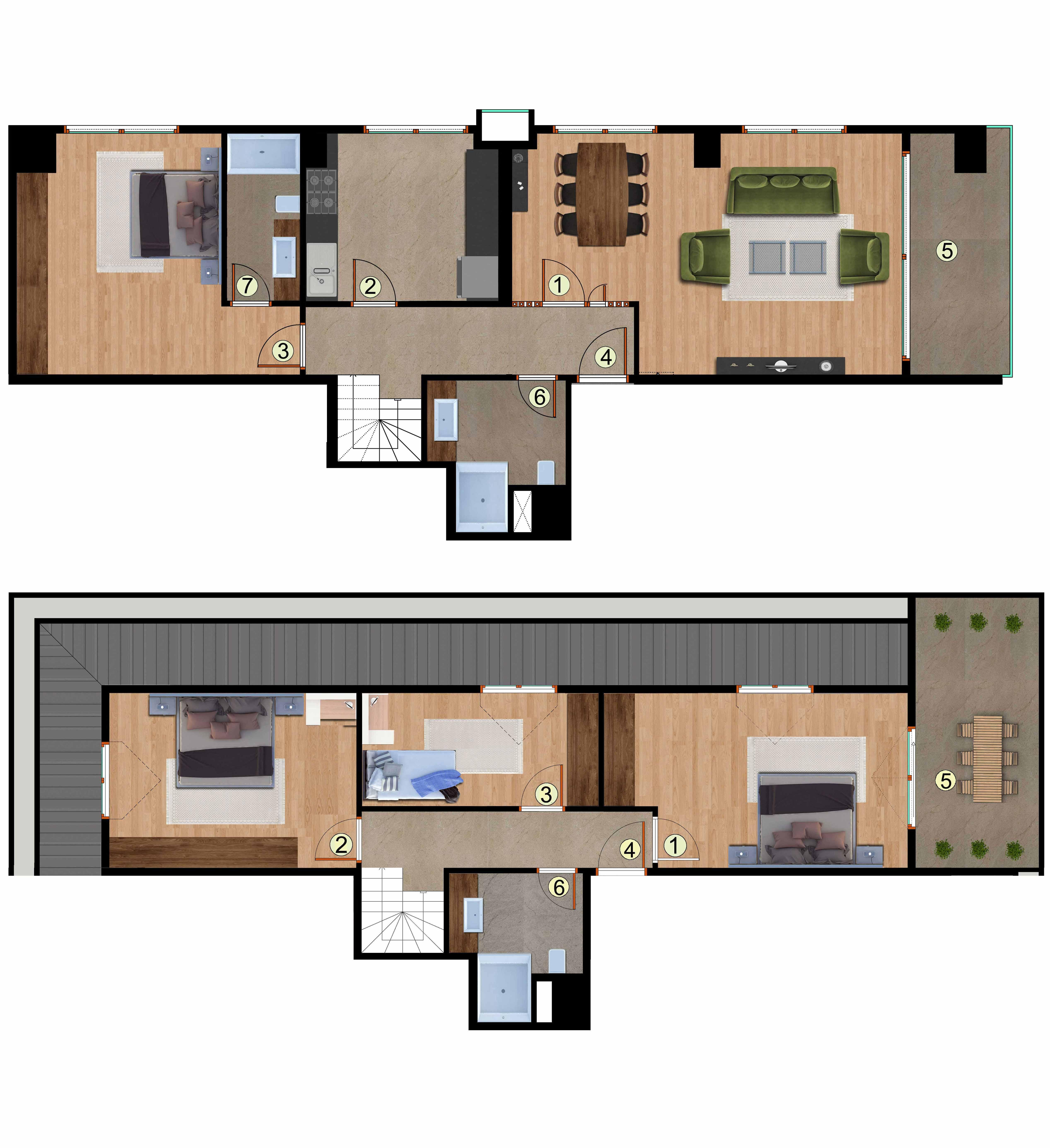 Indoor Plans