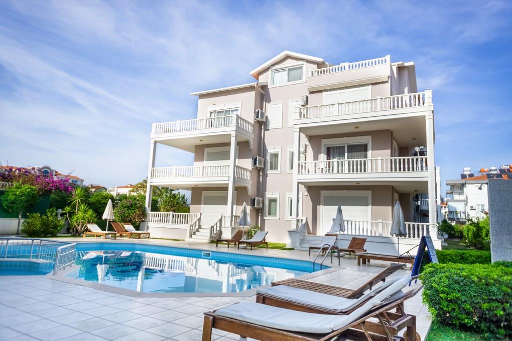 Lägenhet med 2 sovrum i Belek