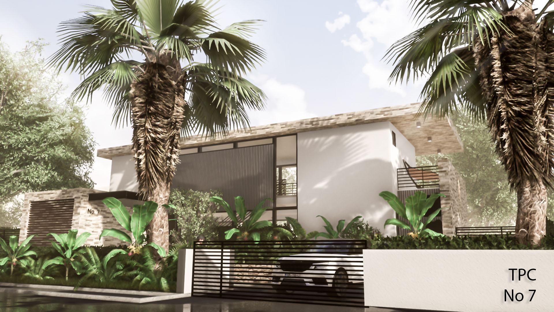 Bespoke 3-Bed Villa By TPC