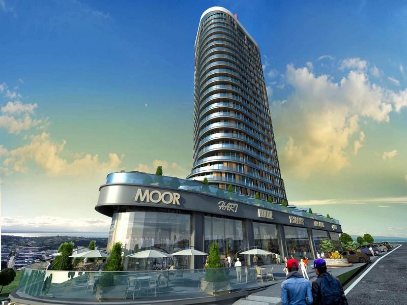 Luxus Tower Lofts und Studios
