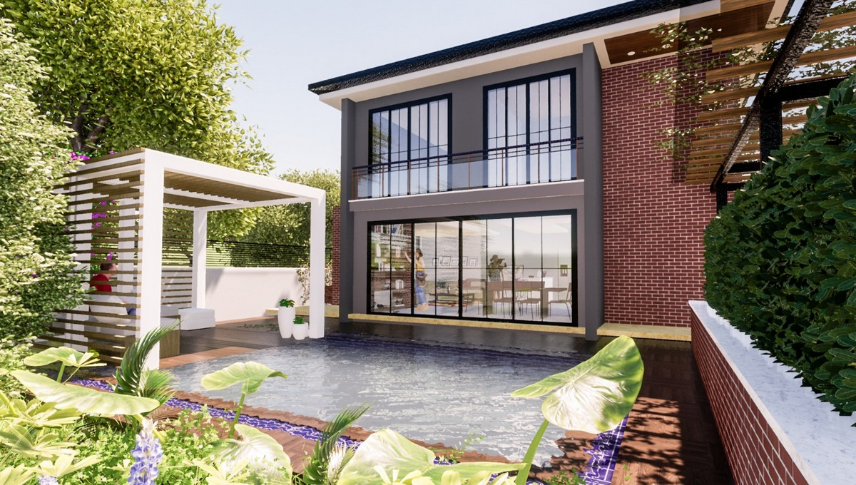 Brand New Private Pool Villa