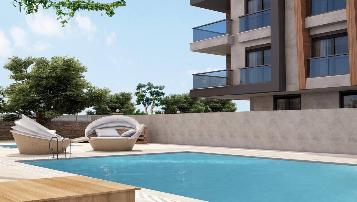 Sarisu Apartments