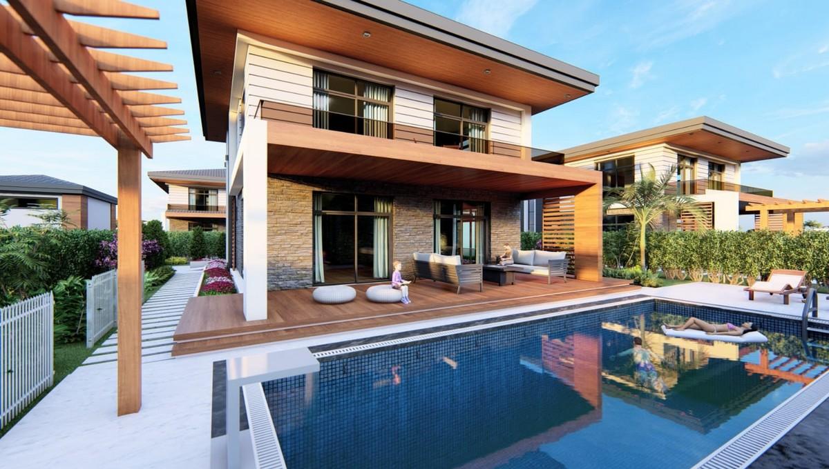 Private 4 Bedroom Villas