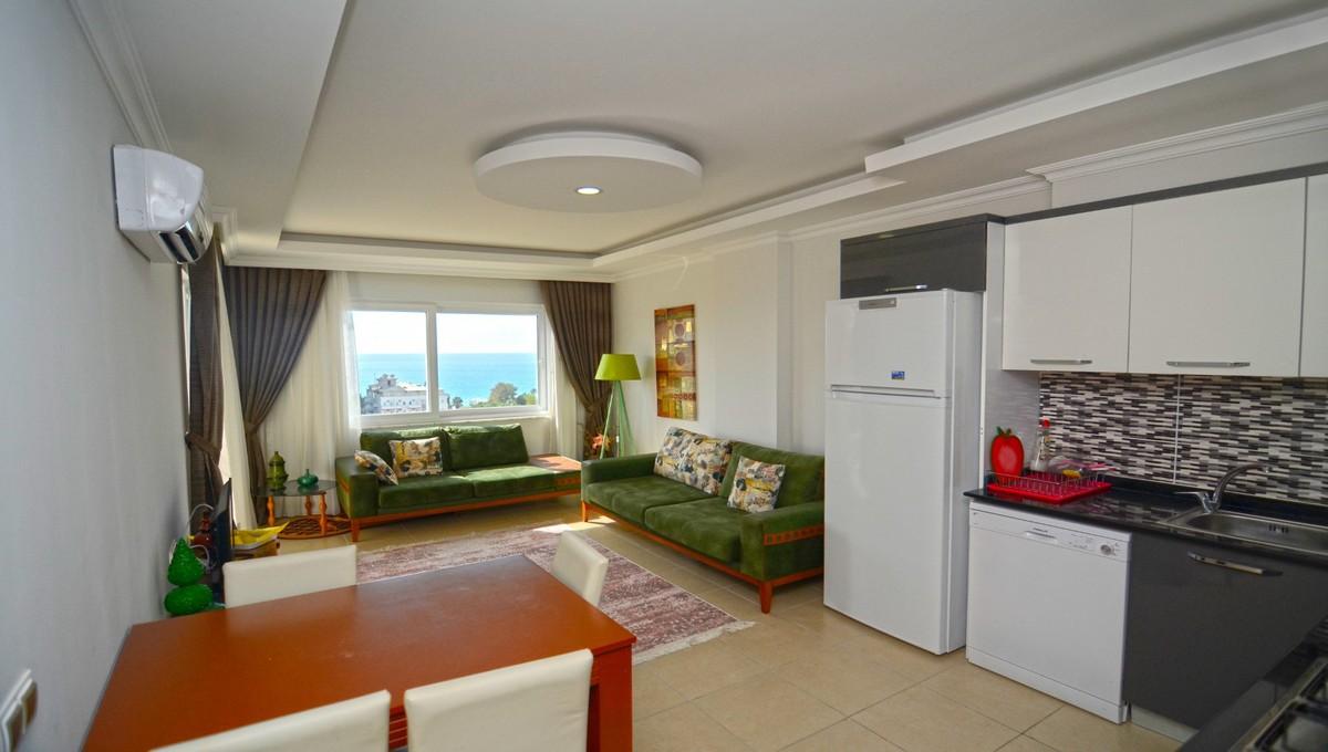Mahmutlar Sea View Studio