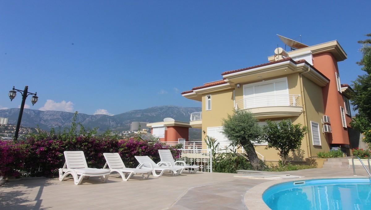Alanya. Beautiful Villa