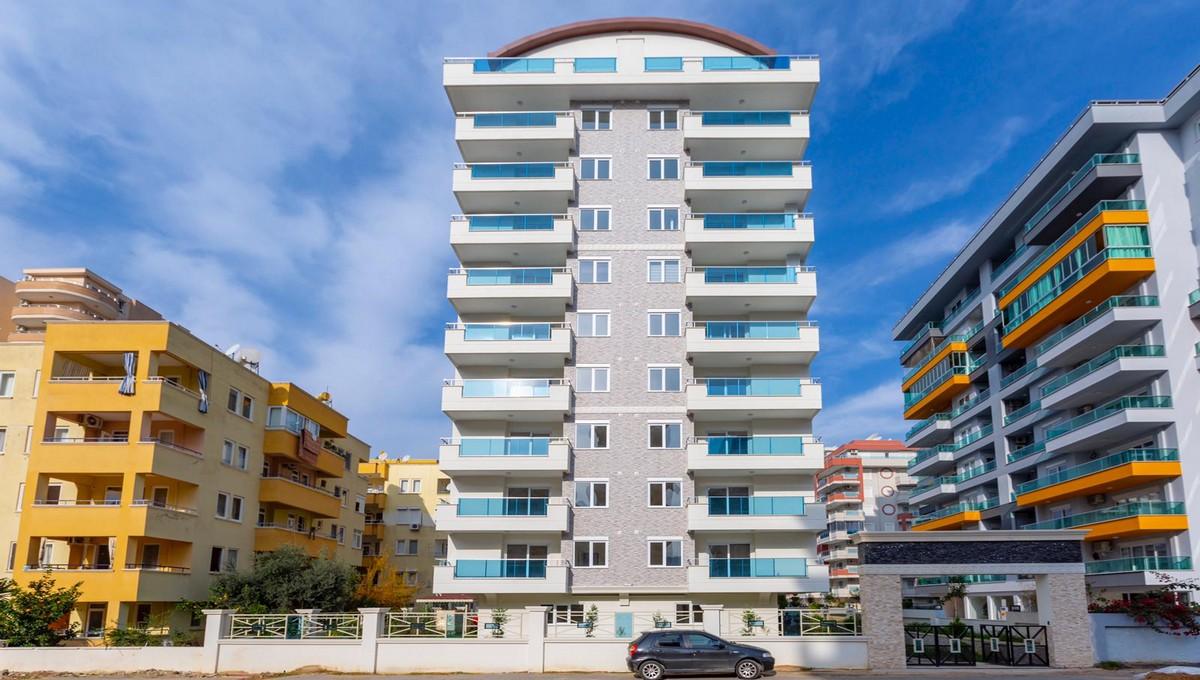 Mahmutlar Lux Apartment