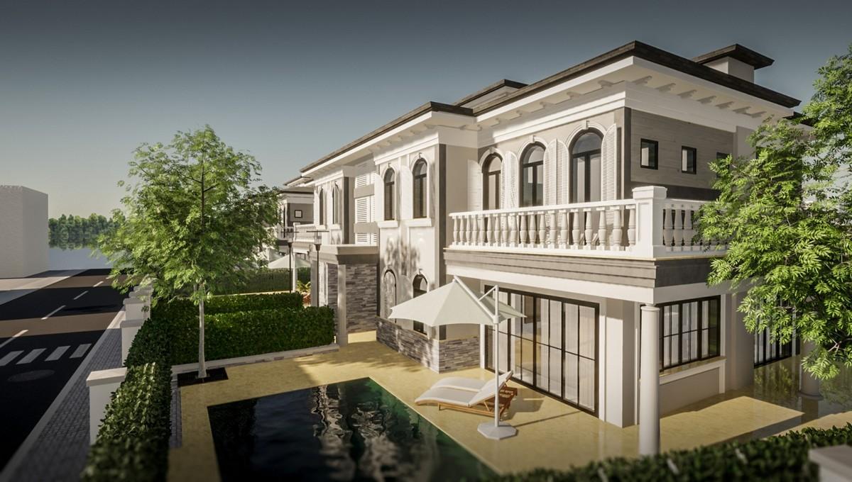 Ultra Luxury Villas By TPC