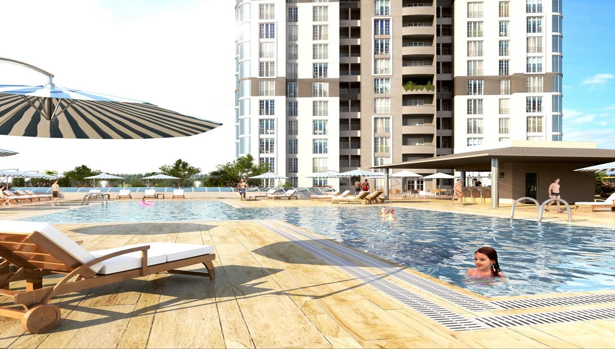 Apartments in Esenyurt. Istanbul