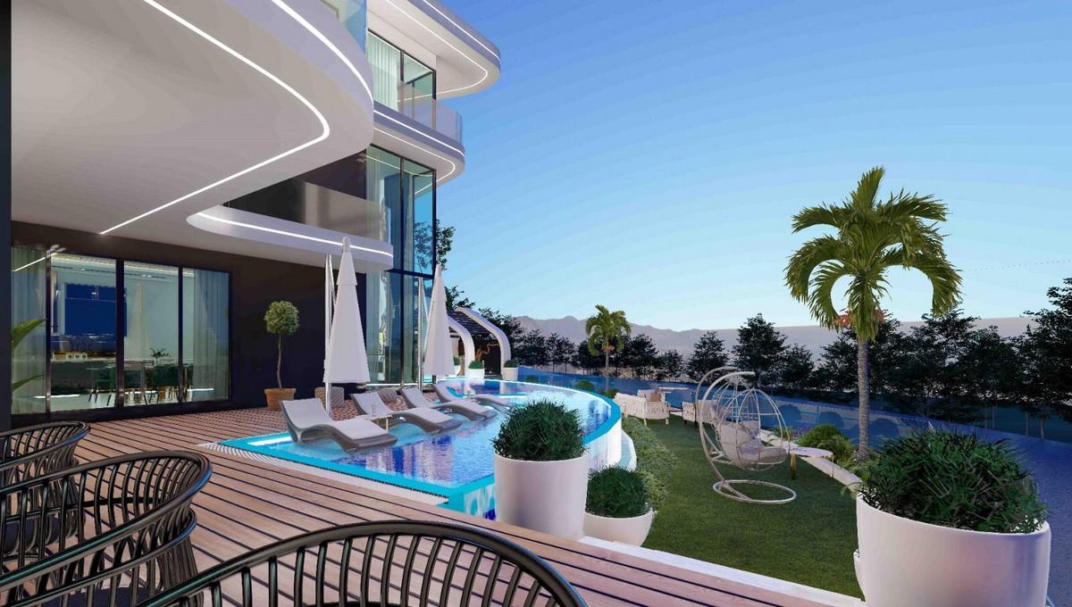 Ultra Luxury Villa In Kargicak