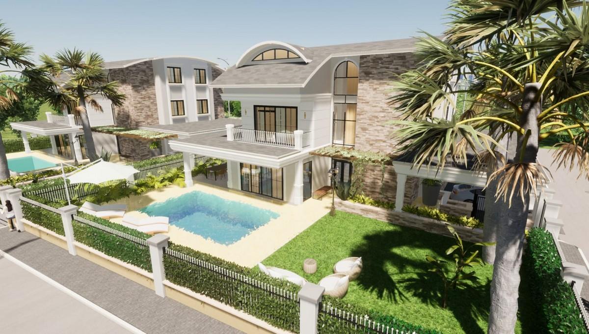 5-Bedroom Villas