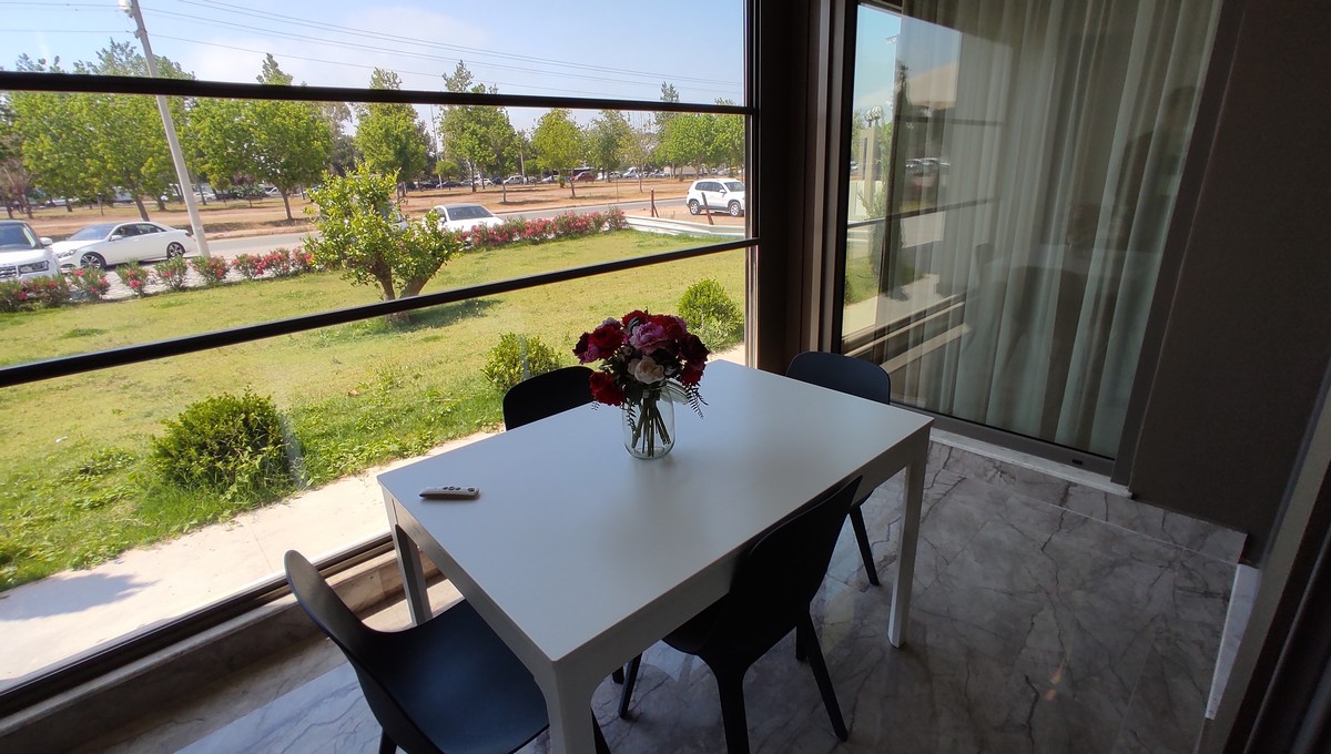 Brand New Apartment In Kepez